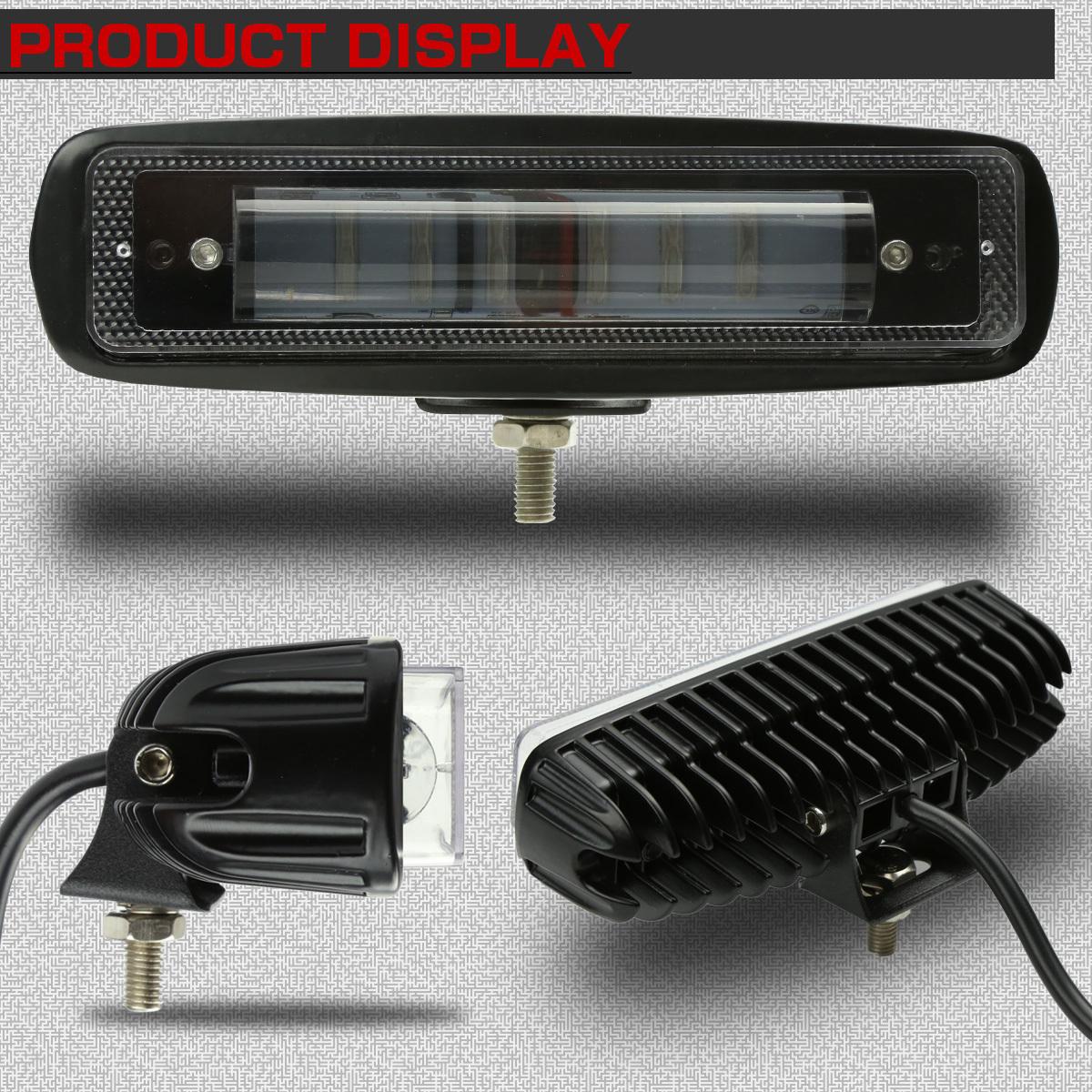 進入禁止区域 LED 警告灯 ブルー ゾーン ビームライト フォークリフト レッカー車 重機の安全管理に 作業灯 12V-80V P-453-B_画像3