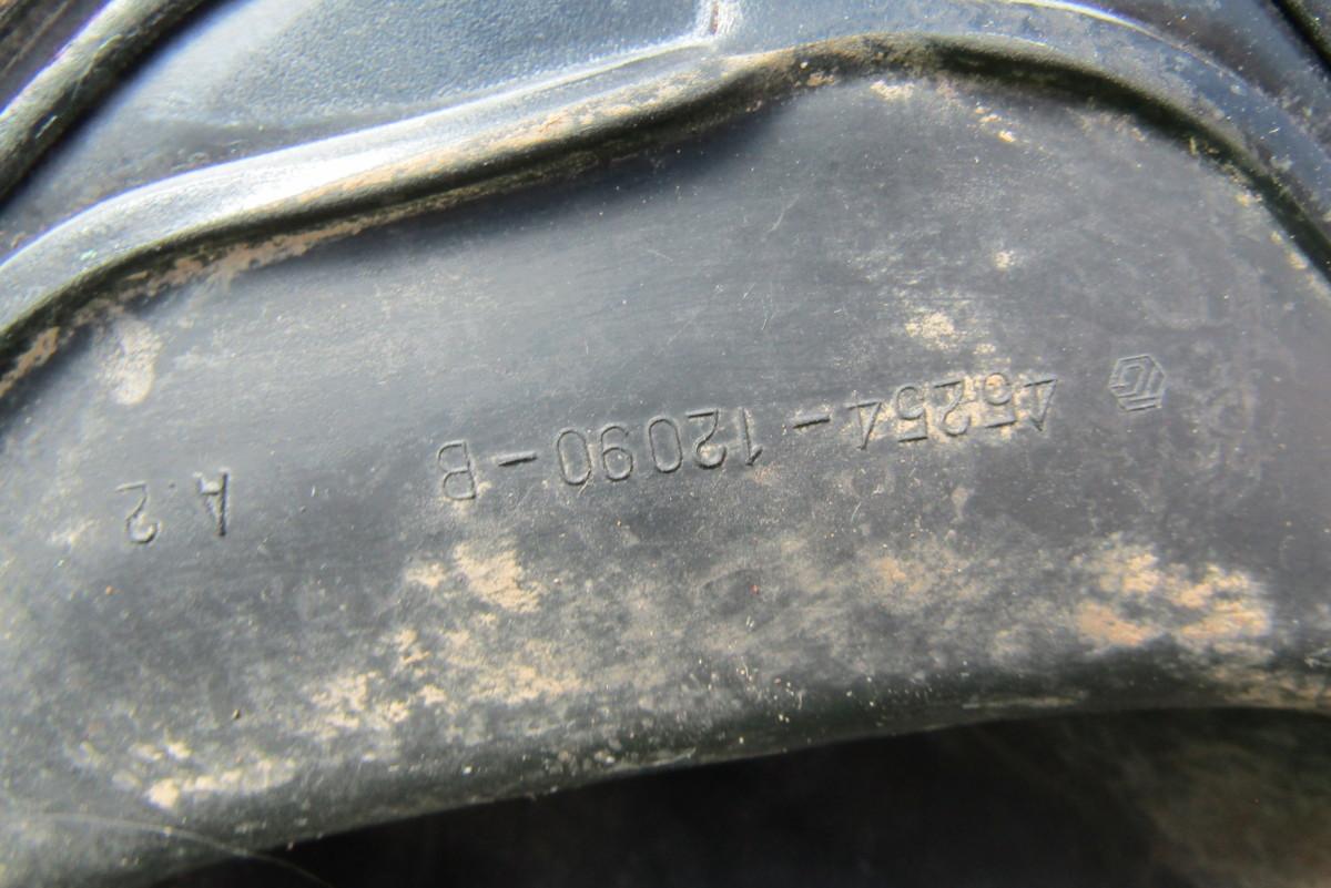 AE86 4AG レビン トレノ ステアリングシャフト カバー ブーツ 破れあり AE85 ①_画像4