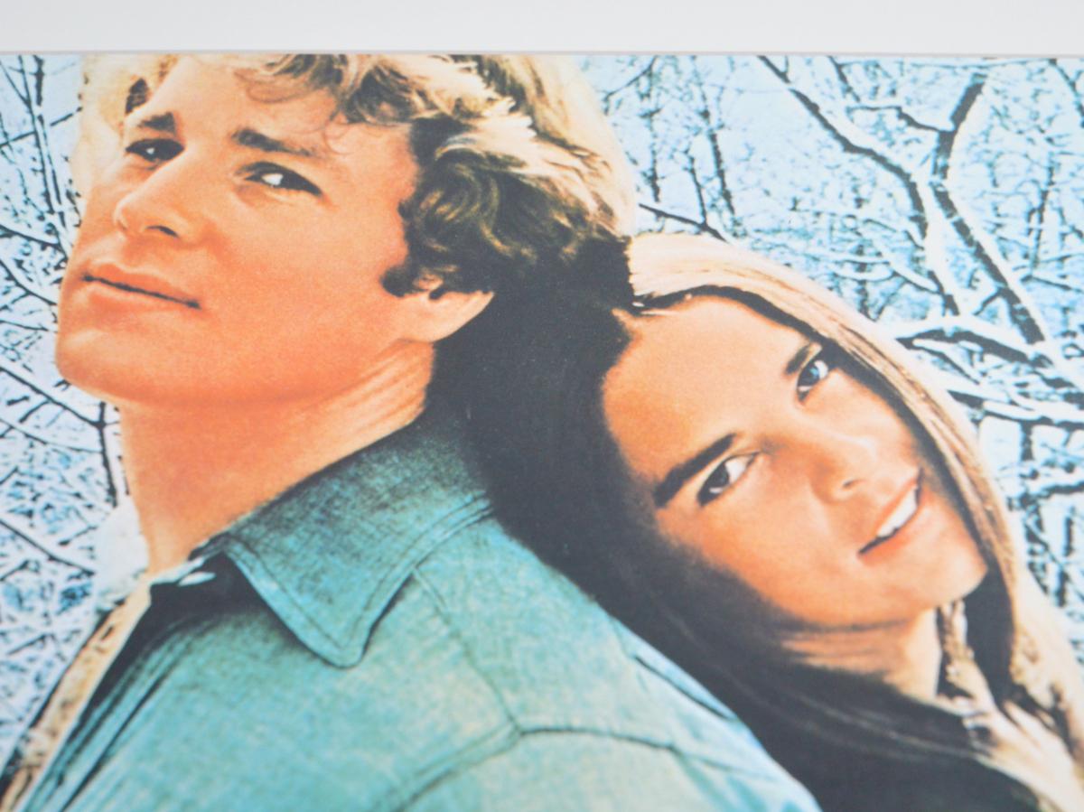 ♪パイオニアLDC ある愛の詩 -愛とは決して後悔しないこと- [PILF-1337]レーザーディスク LD ジャンク品 1970年度アカデミー賞作曲賞受賞作_画像7