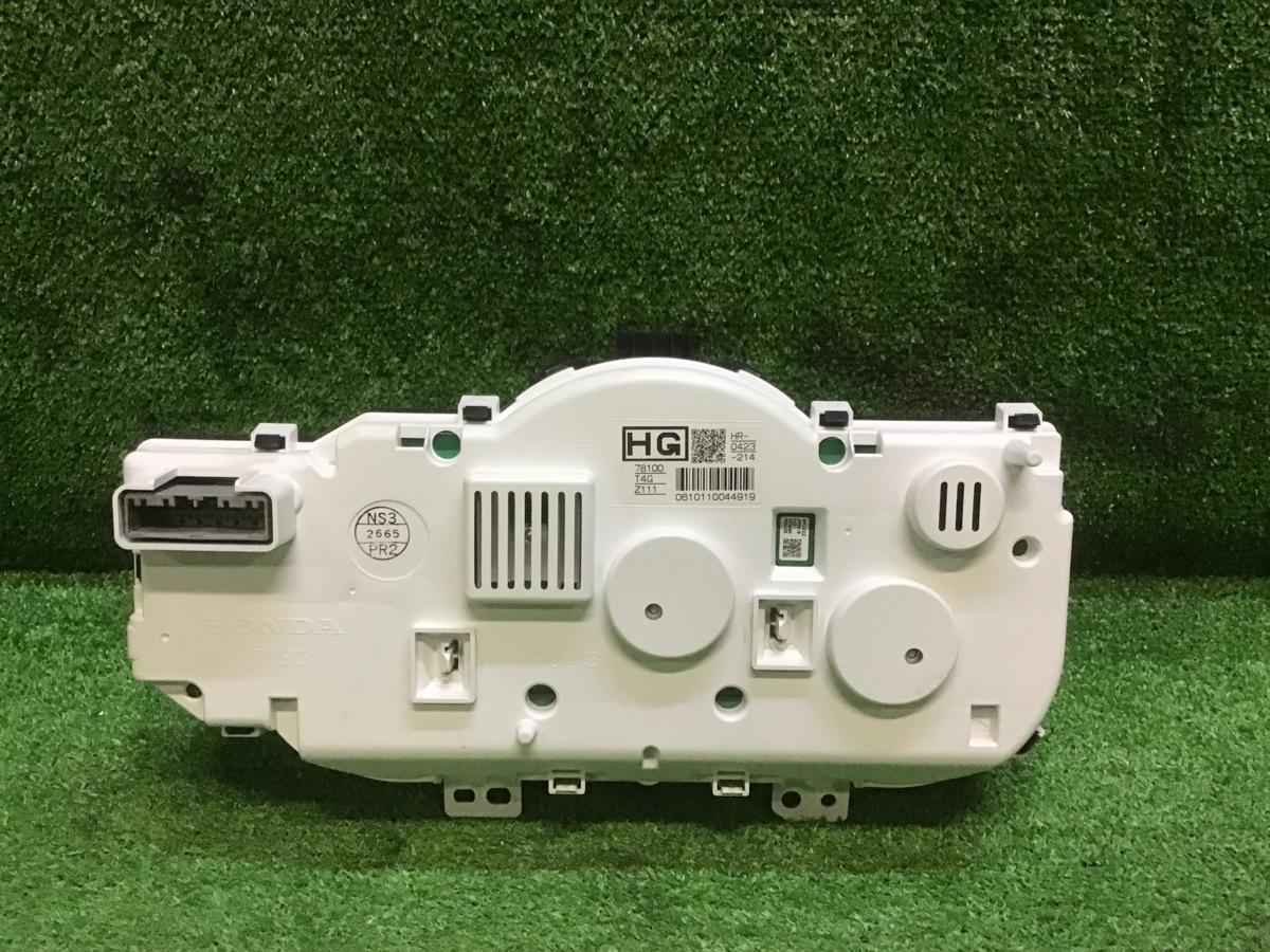【送料無料】JG1 N-ONE 純正 スピード メーター タコメーター付 5.9万キロ_画像2