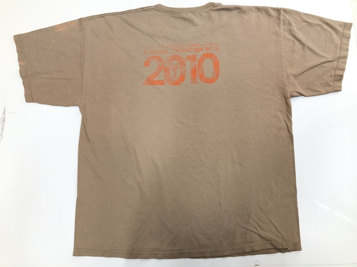 The boil Tシャツ アメリカ輸入品 USA古着卸 アメカジ サイズXL BIG オーバーサイズ Gildan ギルダン_画像3