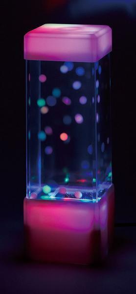 即決新品★AC/DCの2電源可能★アクアリウム★ボール★ピンク_画像2