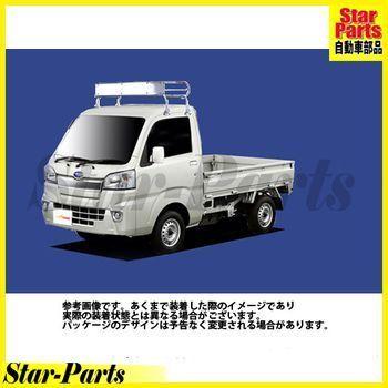 ルーフキャリア サンバートラック S500J S510J Cシリーズ TUFREQ 精興工業 タフレック_画像1