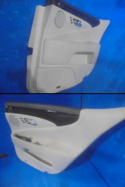 レクサス LS USF40 LS460 UVF45 LS600h マークレビンソン付車 純正 右リア/運転席後ろ ドアトリム/内張り バージョンU-Iパッケージ LB01_画像2