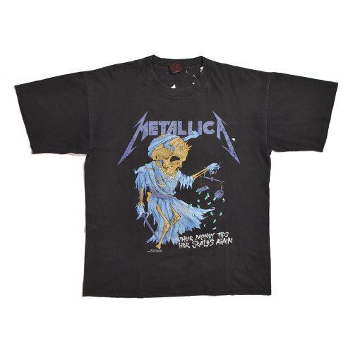 【Vintage T-Shirt / ヴィンテージ Tシャツ】METALLICA Doris / メタリカ《SIZE : L》_画像1