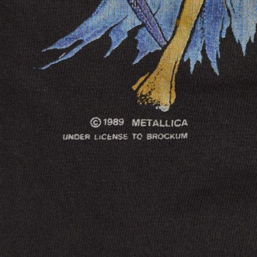 【Vintage T-Shirt / ヴィンテージ Tシャツ】METALLICA Doris / メタリカ《SIZE : L》_画像5