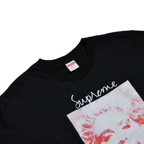 【Supreme / シュプリーム】Madonna Tee Black / マドンナ プリント Tシャツ ブラック , 18FW《SIZE : M》_画像3
