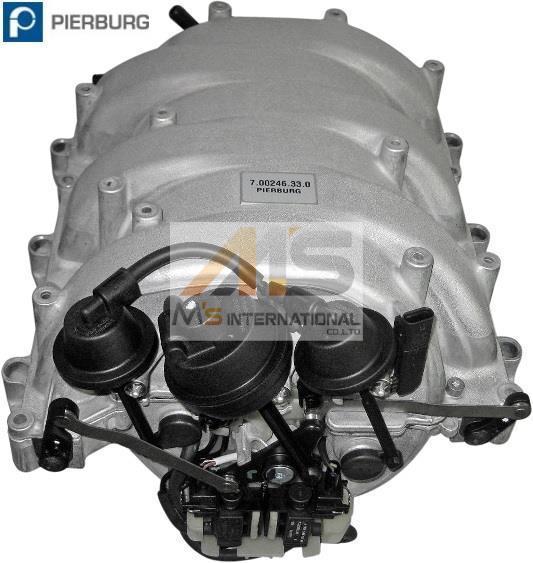 【M's】W211 W212 W207 E230 E250 E280 E300 E350/W219 CLS350/X204 GLK280 GLK300 GLK350(V6/M272)インテークマニホールド/272-140-2401_画像1