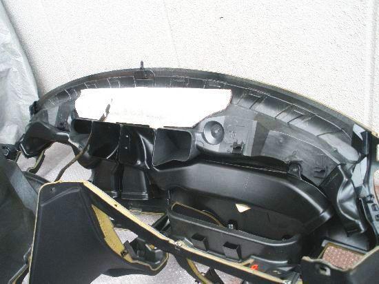 BMWセダンE46M3ダッシュボードMスポーツ330i左ハンドルAV30インパネG7AT左ハンSMG 318i320i323i325i328iクーペ318Ciカブリオレ328Ci330Ci黒_画像8