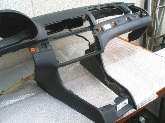 BMWセダンE46M3ダッシュボードMスポーツ330i左ハンドルAV30インパネG7AT左ハンSMG 318i320i323i325i328iクーペ318Ciカブリオレ328Ci330Ci黒_画像4