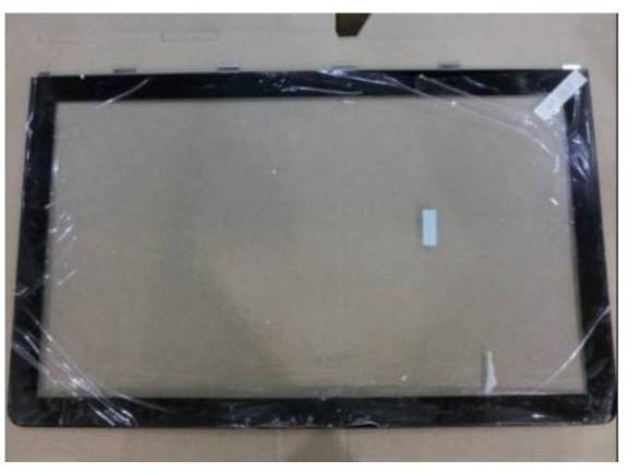 新品 imac 21.5インチ Mid2010 MC508J/A フロント液晶ガラス_画像1