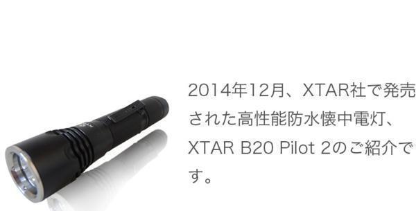 送料無料 フラッシュライト B20 高性能防水懐中電灯_画像3