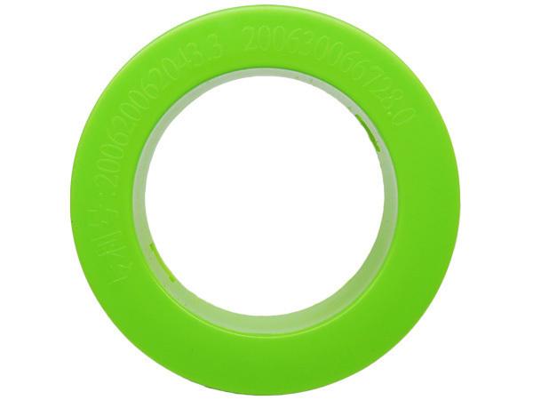 3inchストレッチフィルム用ホルダー(セット) グリーン 手軽に梱包可能!!_画像2