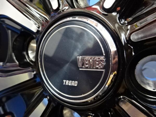 【新品ホイール4本セット♪】VENES FS01 15インチ4.5J+45 4H100 タント N-BOX スペーシア ムーヴ ワゴンR ラパンなど軽自動車に♪_画像5