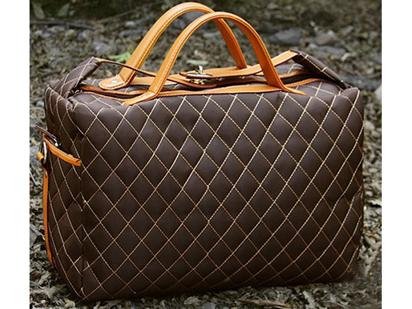 MY BAG ボストンバッグ 旅行鞄 独特デザイン 大容量 防水ナイロン レザー メンズ 2WAY ショルダー付き トートバッグ 出張 4日3泊 8949 2色_画像3