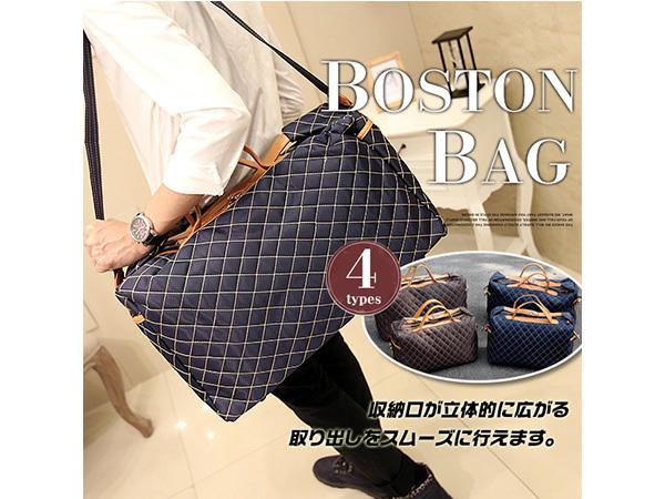 MY BAG ボストンバッグ 旅行鞄 独特デザイン 大容量 防水ナイロン レザー メンズ 2WAY ショルダー付き トートバッグ 出張 4日3泊 8949 2色_画像1