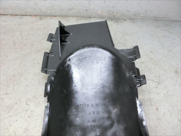 E6-1016 ホンダ GB250 クラブマン-5 リアインナーフェンダー 純正品 【MC10-170~ 5型 後期 V型 動画有】_画像5