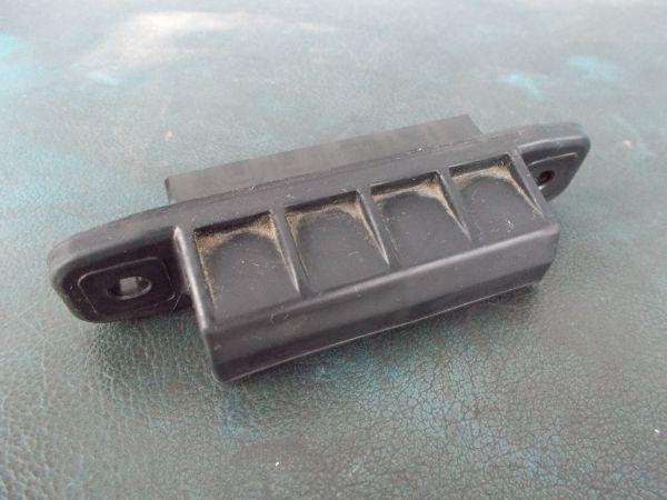 トヨタ プリウス Sツーリングセレクション G's ZVW30 - リアハッチオープンスイッチ(バックドアアウターハンドル) - 465-010-A_画像1