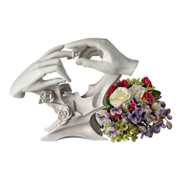 ウェディングリング 結婚指輪と共に アート彫刻 彫像/ 結婚式場 披露宴 ゼクシイ 婚約祝い 結納 納采 記念品 プレゼント贈り物(輸入品_画像1
