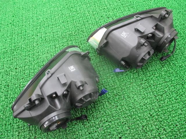 新品 ヤマハ 純正 バイク 部品 YZF-R1 ヘッドライト 純正左右 P3923 在庫有 即納 未使用品 RN13 車検 Genuine_YZF-R1