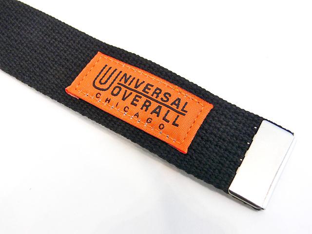 cb 日本製無地 GIベルト ガチャベルト UNIVERSAL OVERALL ユニバーサルオーバーオール チノパン ジーンズ 作業着に_画像4