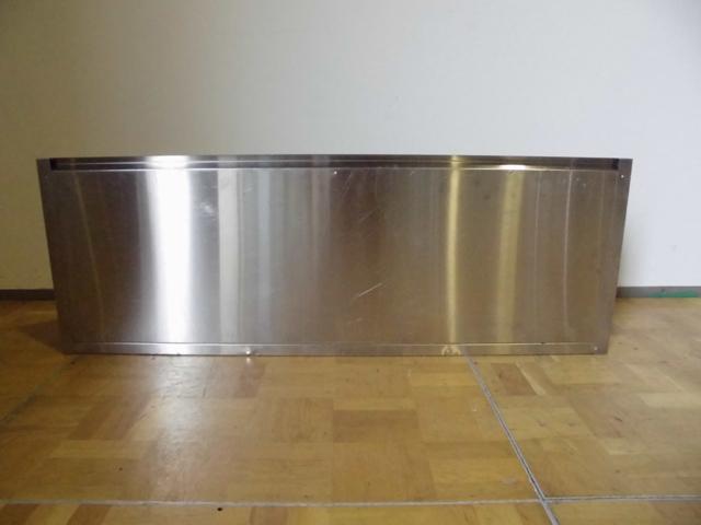 中古厨房 吊り戸棚 吊り棚 収納 W1270×D300×H450mm_画像3