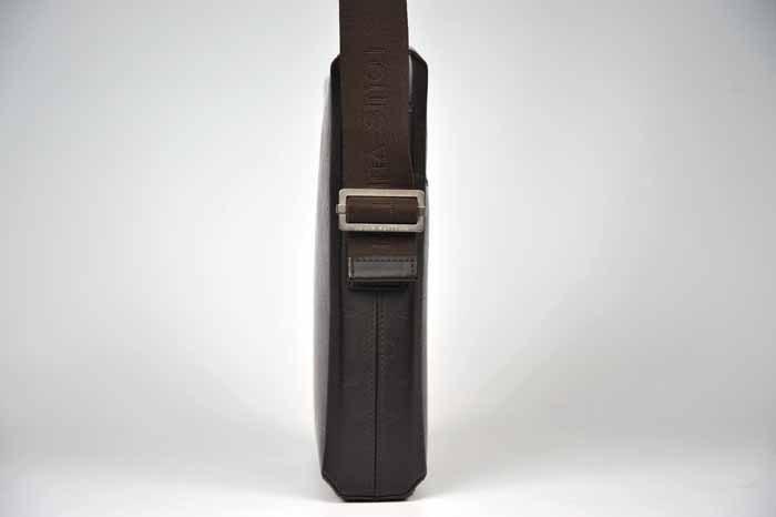 【使用わずか 極美品】ルイヴィトン Louis Vuitton モノグラムグラセ ボビー ショルダーバッグ メンズ レザー 定価約13万 820_画像6