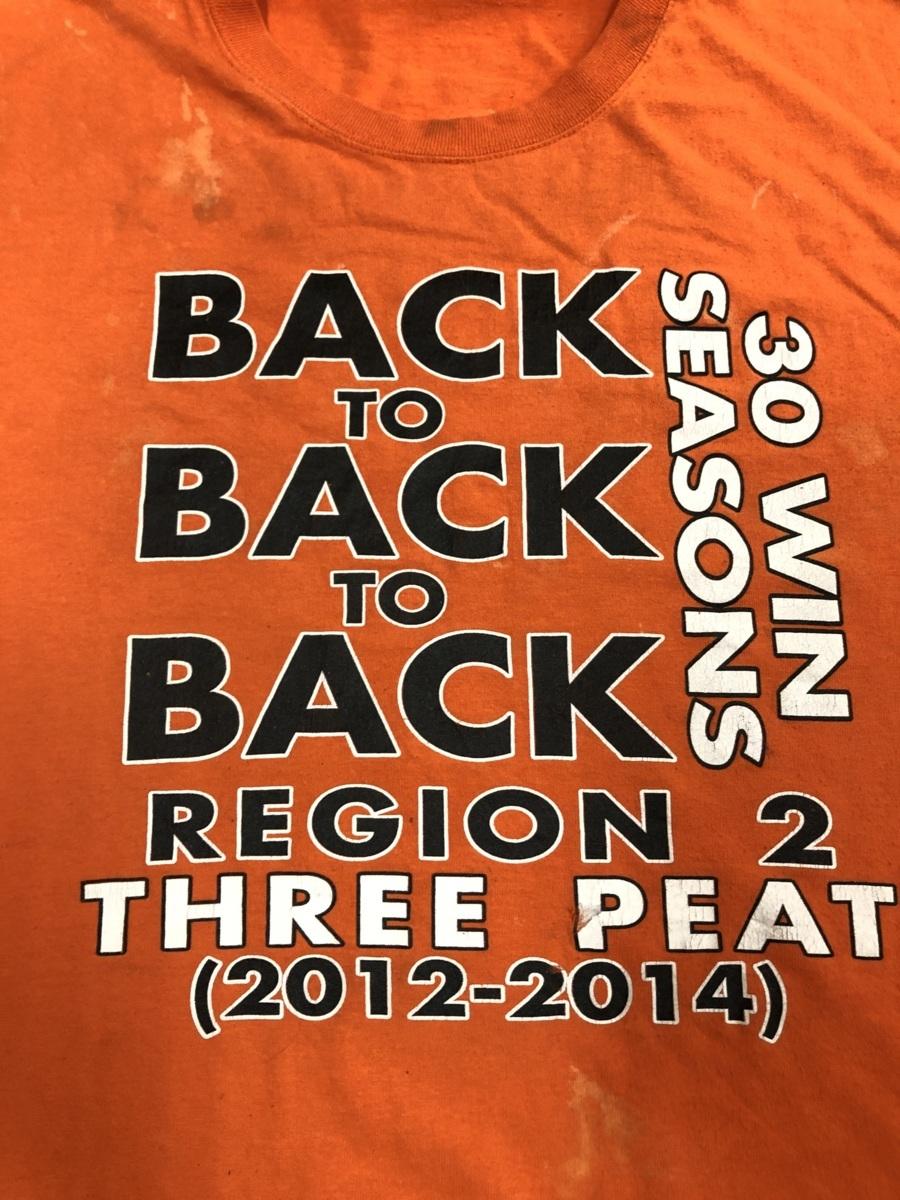 Back to Tシャツ アメリカ輸入品 USA古着卸 アメカジ サイズ3XL BIG オーバーサイズ_画像2