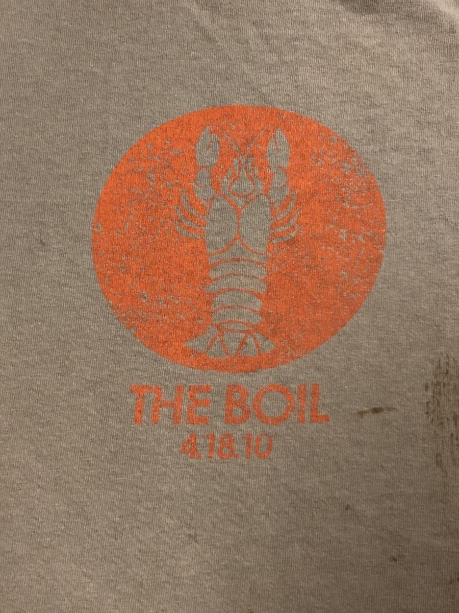 The boil Tシャツ アメリカ輸入品 USA古着卸 アメカジ サイズXL BIG オーバーサイズ Gildan ギルダン_画像2