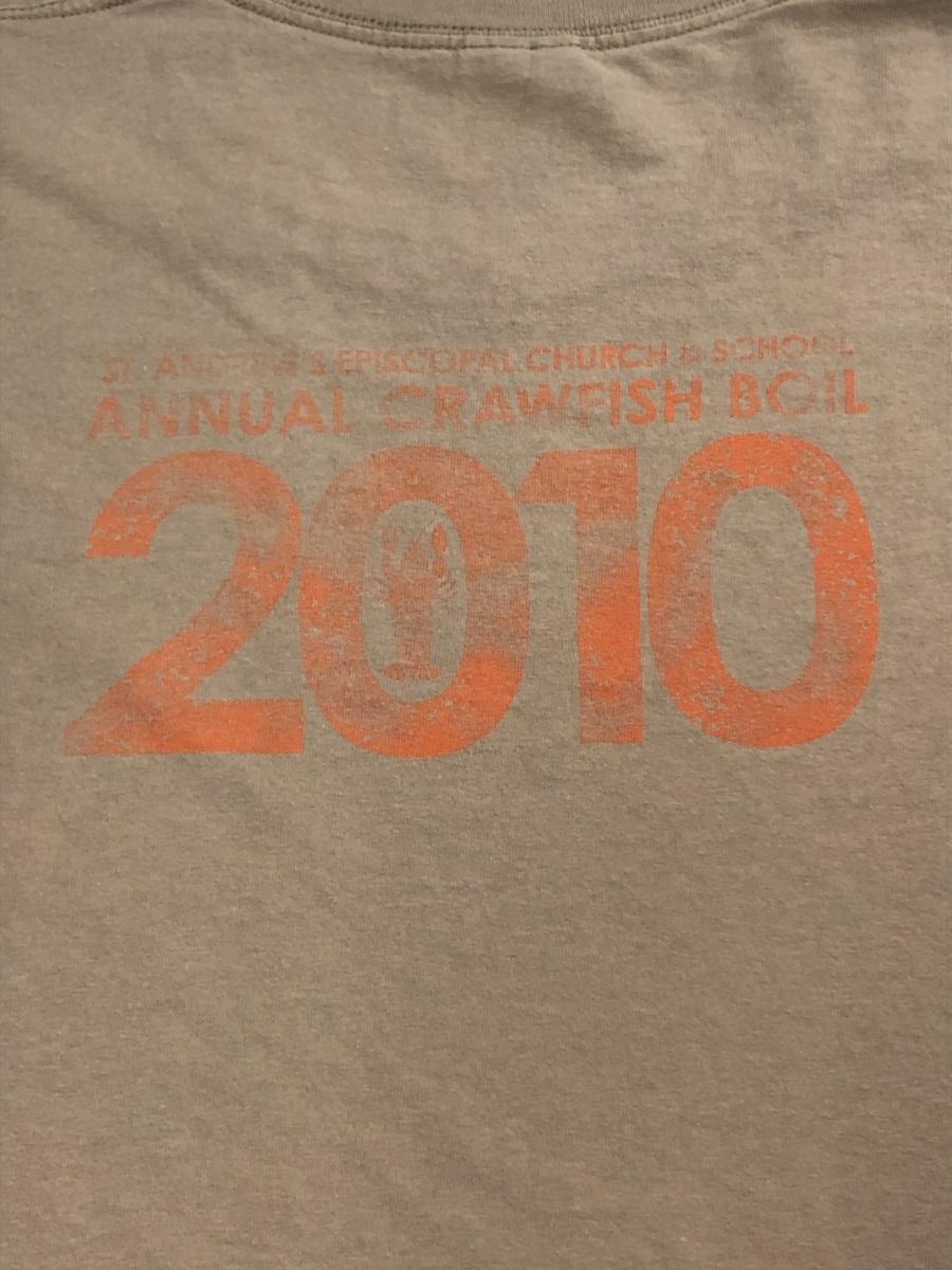 The boil Tシャツ アメリカ輸入品 USA古着卸 アメカジ サイズXL BIG オーバーサイズ Gildan ギルダン_画像4