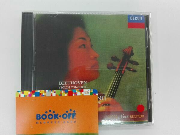 チョン・キョンファ[鄭京和](vn) CD ベートーヴェン:ヴァイオリン協奏曲/ブルッフ:スコットランド幻想曲_画像1