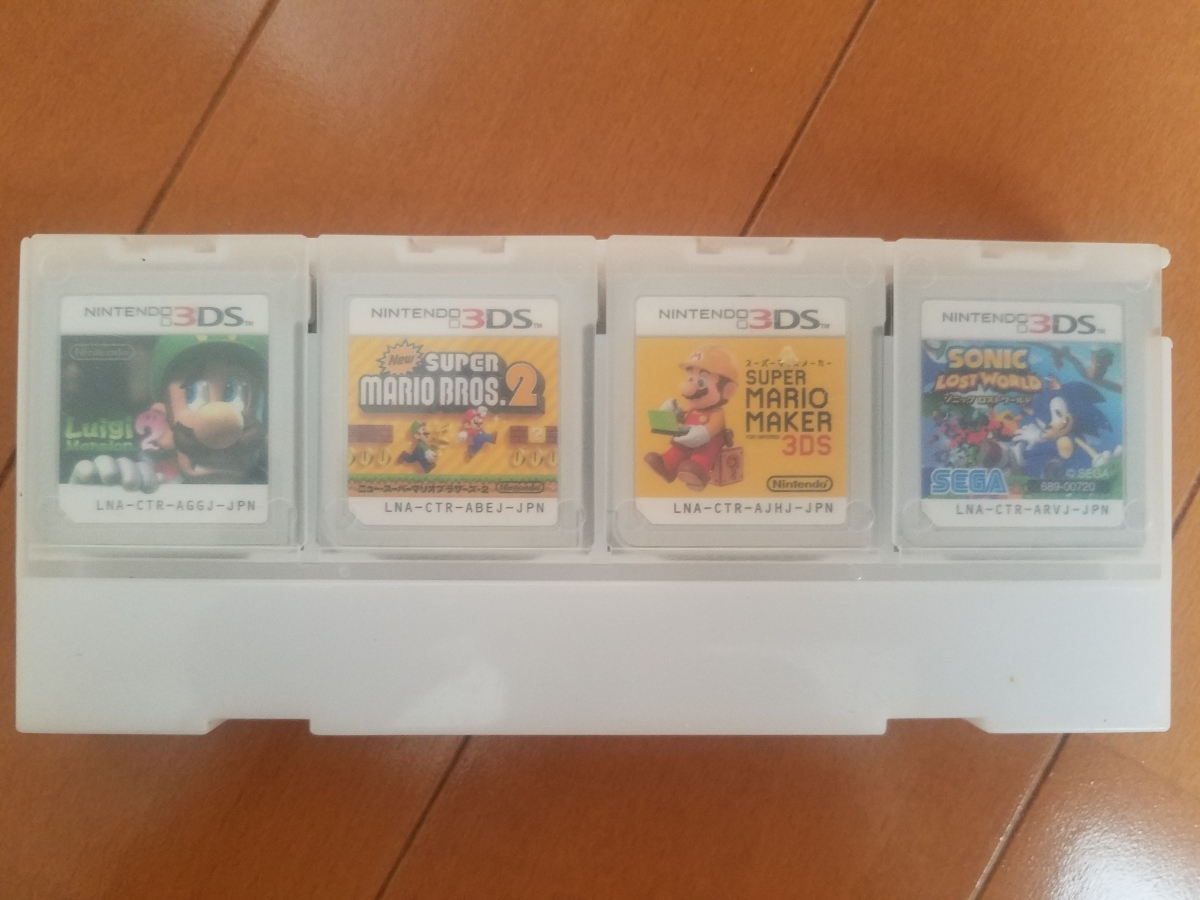 3DSソフト 11個 レターパック送料無料!_画像7
