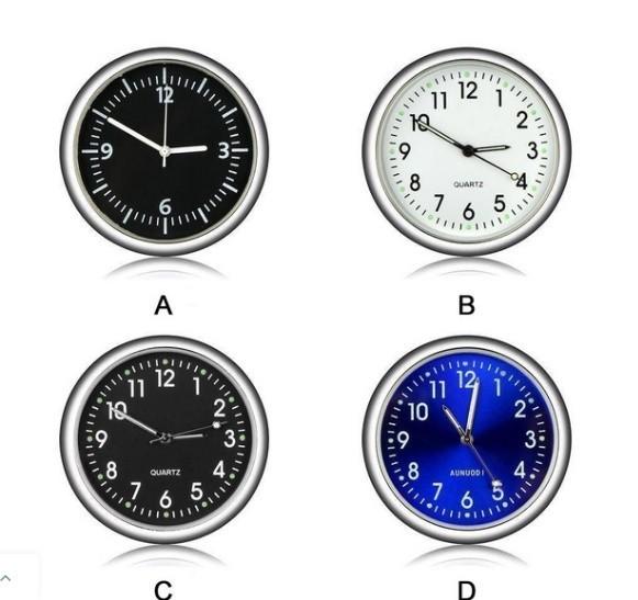 インテリアクォーツアナログ時計_画像2