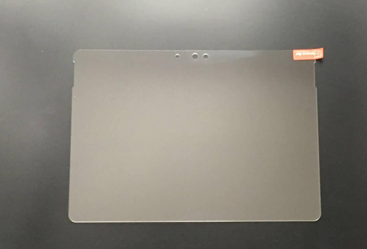 マイクロソフトSurface Goガラスフィルム 0.33MM 2.5D硬度9H強化ガラス液晶保護フィルム超薄型高感度高透過率指紋気泡防止飛散防止処理_画像1
