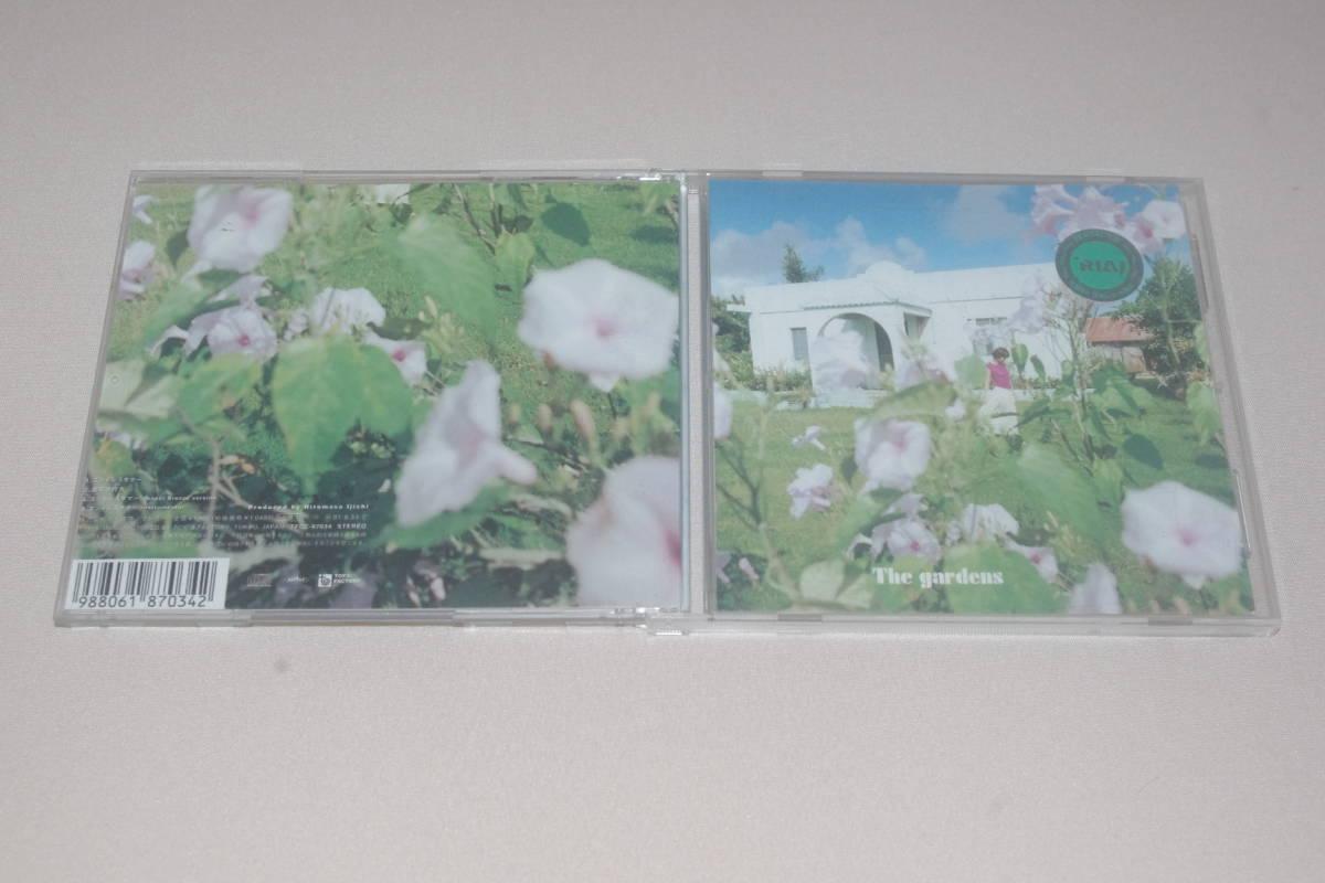 〇♪The Gardens ガーデンズ エンドレスサマー(ジャケ難有り) CD盤_画像1