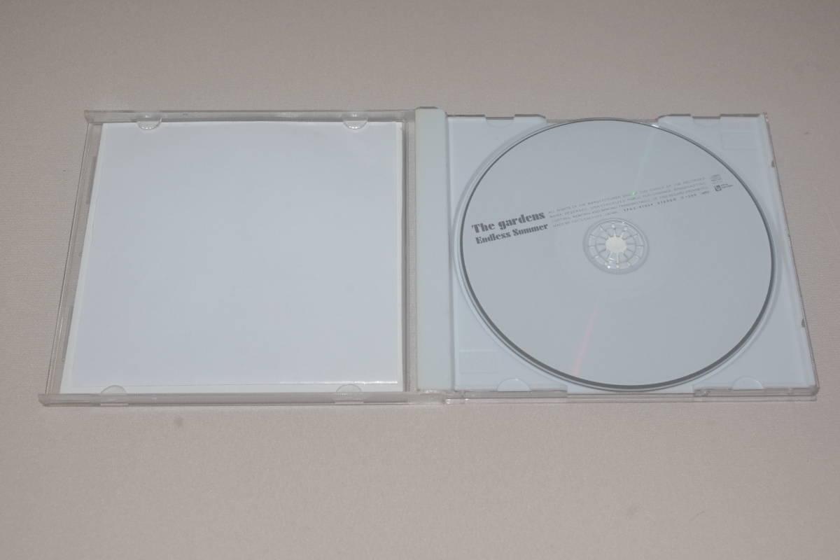 〇♪The Gardens ガーデンズ エンドレスサマー(ジャケ難有り) CD盤_画像2