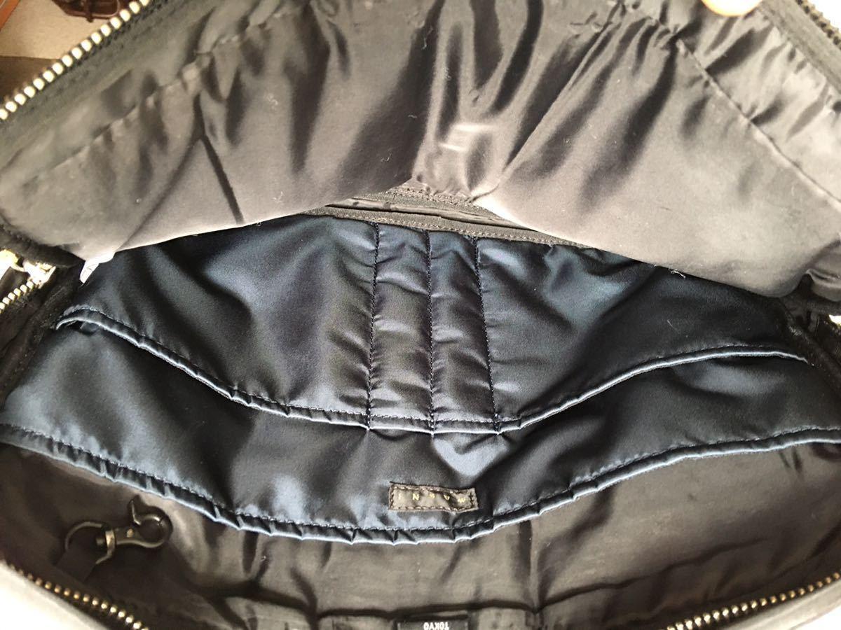 鞄 ◆ MARNI × PORTER クラッチバッグ サーフィン 切替 2way マルニ × ポーター サーフコレクション 総柄 グレー レッド 110_画像8