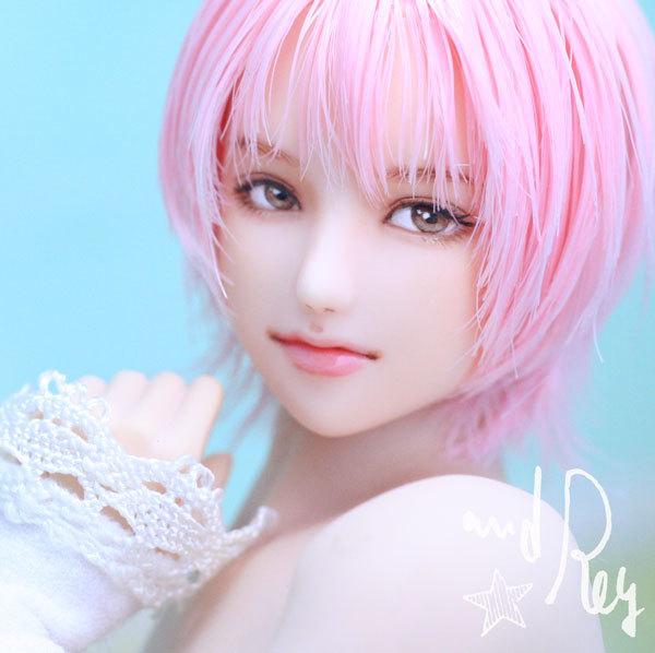 ★and Rey★1/6カスタムドールヘッド「RU」