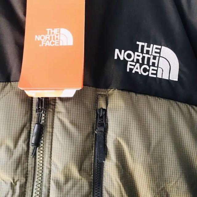 ヨーロッパ限定 Mサイズ THE NORTH FACE ザノースフェイス ヒマヤラン ダウンジャケット メンズ ダウン 正規品 ダークグリーン