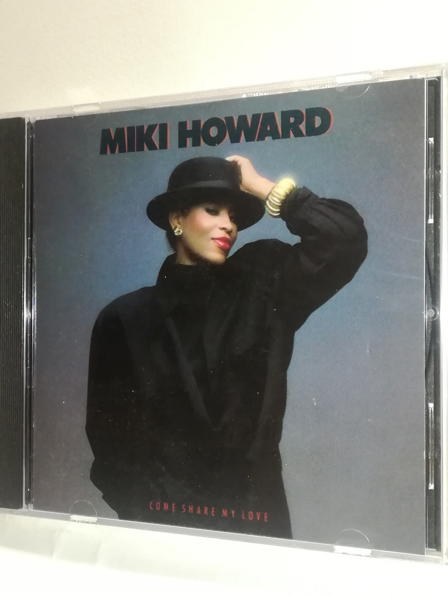 Miki Howard/Come Share My Love