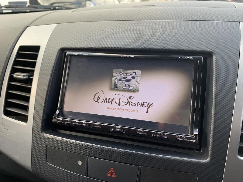 DVD/CD再生・フルセグTV・Bluetooth