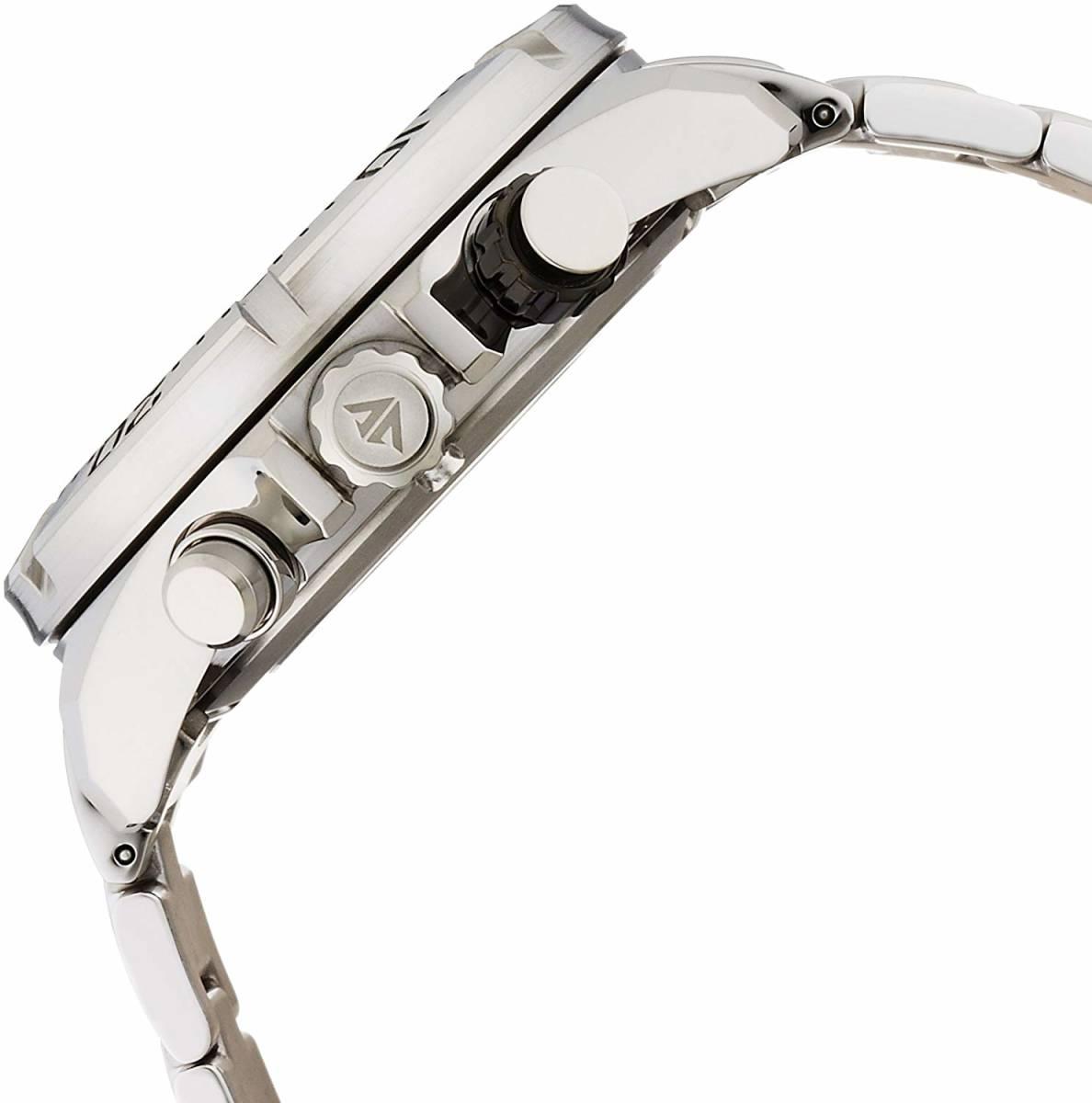 [シチズン]CITIZEN 腕時計 PROMASTER プロマスター エコ・ドライブ 電波時計 マリンシリーズ 200m ダイバー PMD56-3081 メンズ -536-_画像3