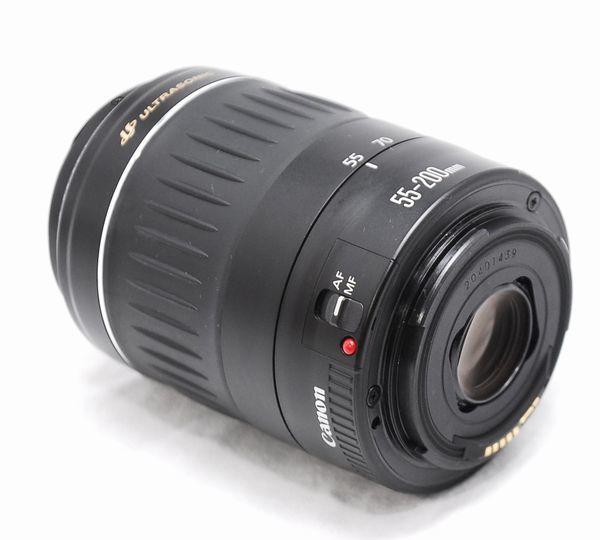 【超美品・豪華セット】Canon キヤノン Kiss X EF 55-200mm Ⅱ USM_画像10