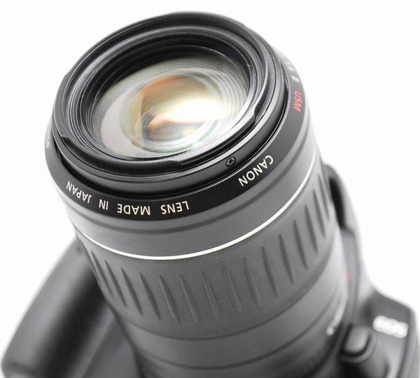【超美品・豪華セット】Canon キヤノン Kiss X EF 55-200mm Ⅱ USM_画像3