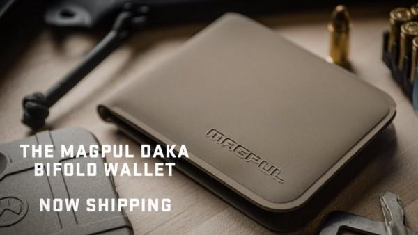 MAGPUL(マグプル) DAKA Bifold Wallet 二つ折り財布 (Flat Dark Earth)_画像1