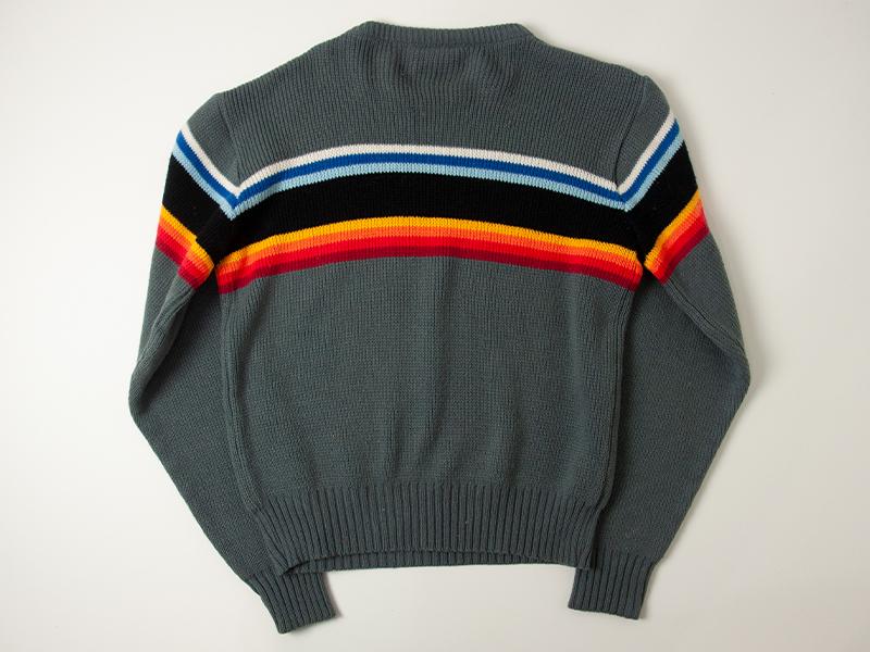 1980年代 FAUCHON ビンテージ スキーセーター ニット_画像8