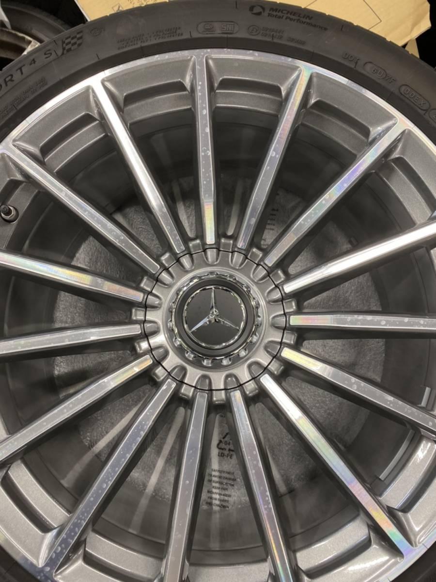 【新車外し】Mercedes-AMG GT 4-Door Coup 純正アルミホイール