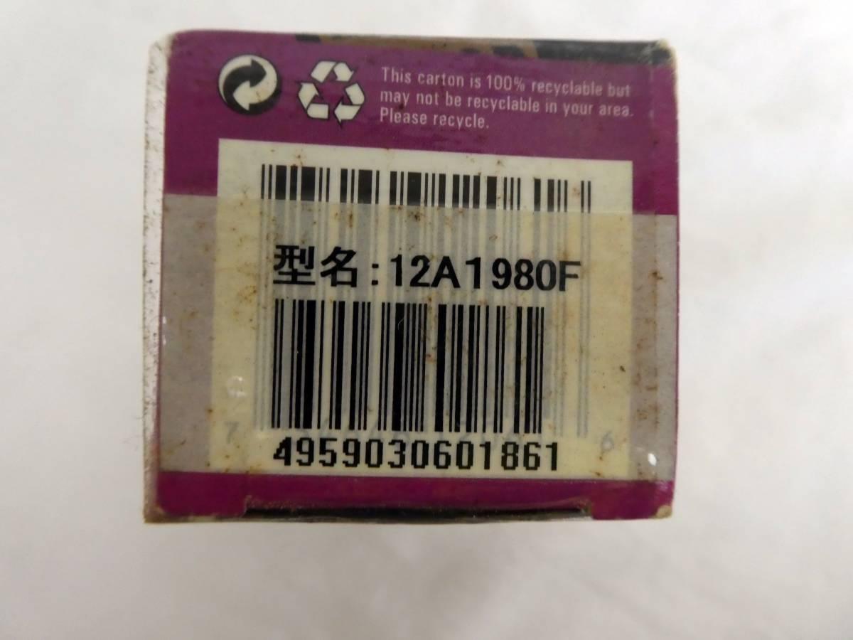 K125【激レア】Z11用 プリンター インクカートリッジ カラー 12A1980F 入手困難_画像4