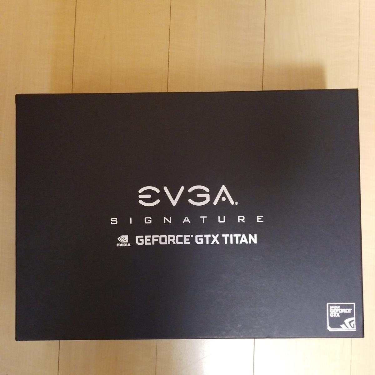 evga geforce titan sc signature その1_画像2