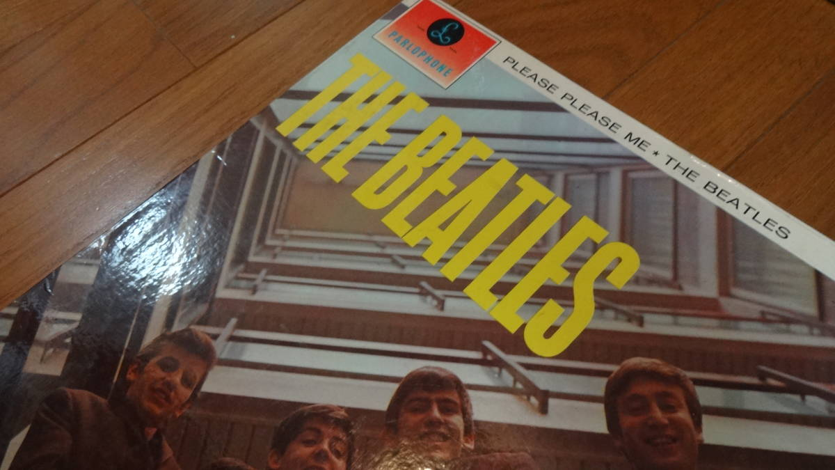 UK・BIGSTEREO盤LP・THE BEATLES/PLEASE PLEASE ME_画像9
